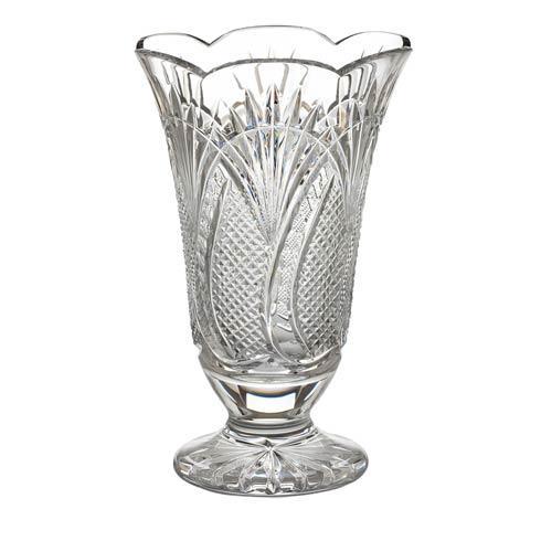 """$500.00 Seahorse 10"""" Vase"""