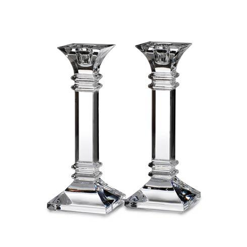 "Waterford  Treviso  Treviso Candlestick, 8"", Pair $112.00"