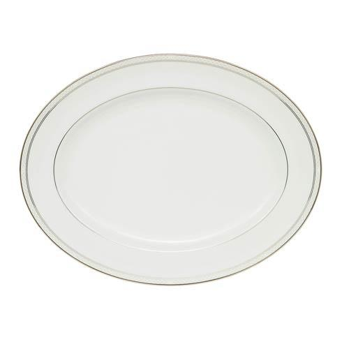 Waterford  Padova Oval Platter $185.00