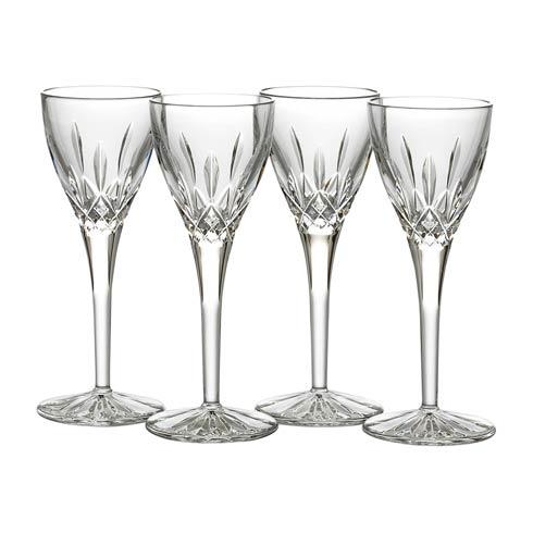 Waterford  Lismore  Cordials, Set of 4 $175.00