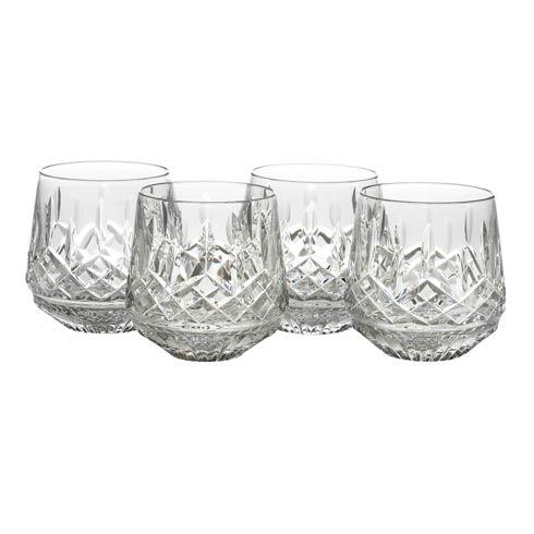 Waterford  Lismore  9 oz Old Fashioned, Set of 4 $200.00