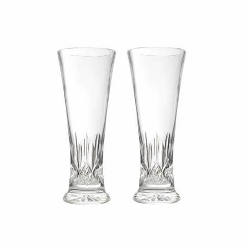 Waterford  Lismore  Pilsner/Tall Beverage, Pair $150.00