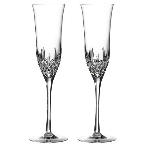 Waterford  Lismore Essence Flute, Set of 2 $128.00