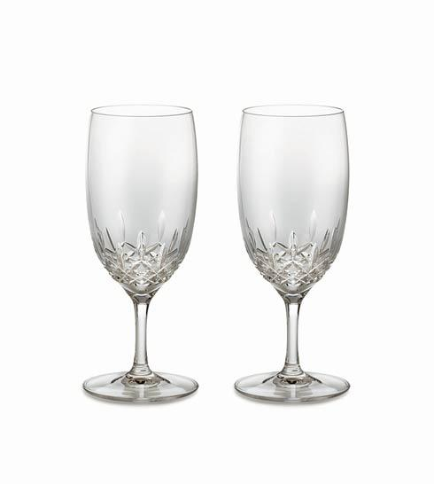 $160.00 Water Glass, Pair