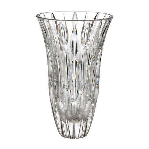 "Waterford  Rainfall  9"" Vase $60.00"