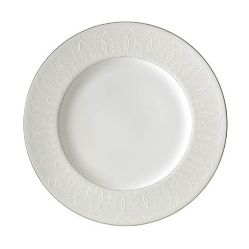 Waterford  Ballet Icing Pearl  Pearl Dinner Plate $40.00