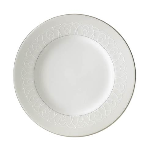 Waterford  Ballet Icing Pearl  Pearl Salad Plate $30.00