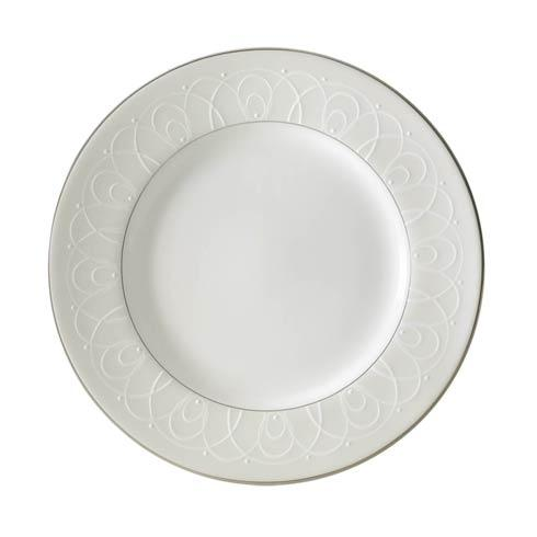 Waterford  Ballet Icing Pearl  Pearl Bread & Butter Plate $20.00