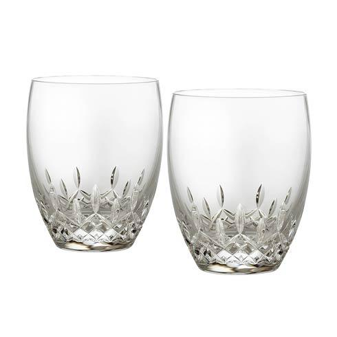 Waterford  Lismore Essence Double Old Fashioned, Set of 2 $125.00
