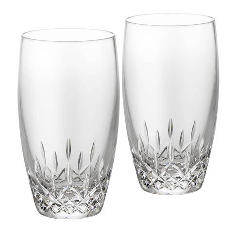 Waterford  Lismore Essence HiBall, Pair $125.00