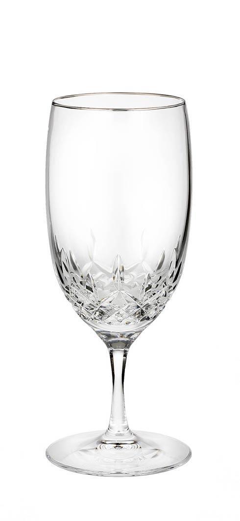 Waterford  Lismore Essence Platinum Iced Beverage $90.00