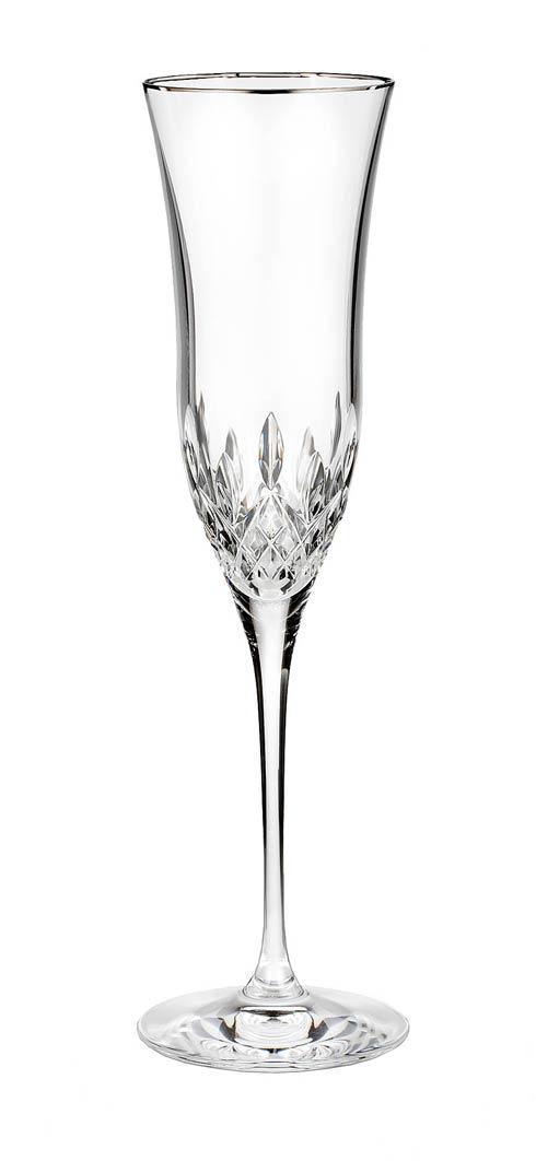 Waterford  Lismore Essence Platinum Champagne Flute $80.00