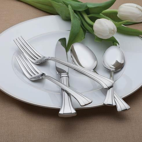 Waterford  Mont Clare Stainless 65-Piece Flatware Set $245.00