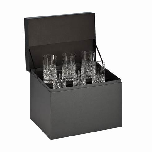 Waterford  Lismore  HiBall Deluxe Gift Box Set of 6 $395.00