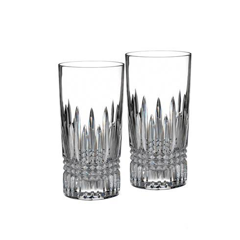 Waterford  Lismore Diamond HiBall, Set of 2 $150.00