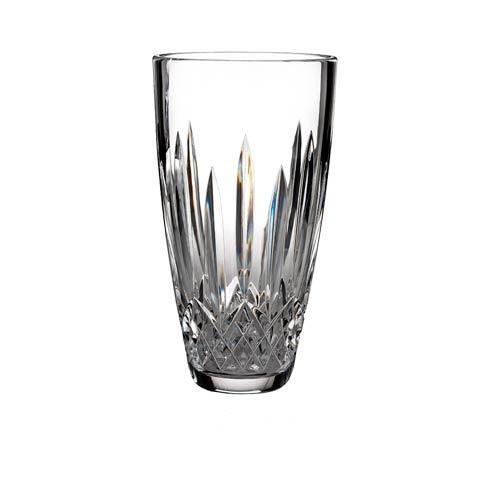 "Waterford  Lismore  60th Anniversary Vase, 7"" $100.00"