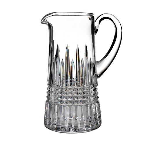 Waterford  Lismore Diamond Pitcher $295.00