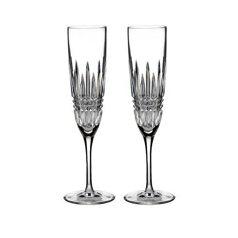 Waterford  Lismore Diamond Flute, Set of 2 $105.00