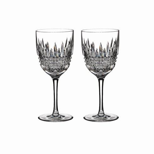 Waterford  Lismore Diamond Goblet, Set of 2 $105.00