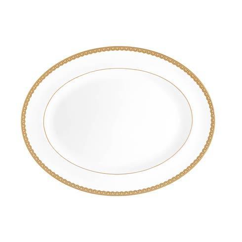 Gold Platter 15.5