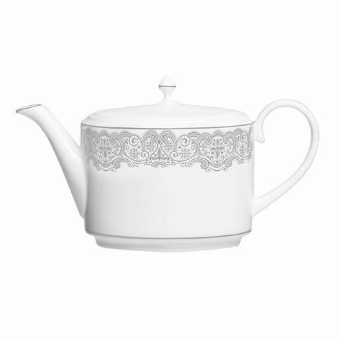 Waterford  Lismore Lace Platinum Formal Dinnerware Beverage Server $235.00