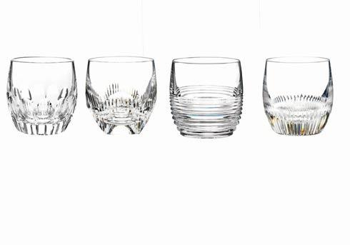 Waterford  Mixology Double Old Fashioned - Clear, Set of 4 $195.00