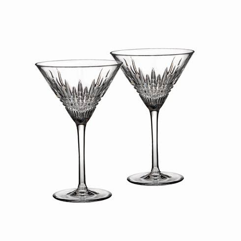 Waterford  Lismore Diamond Martini, Set of 2 $175.00
