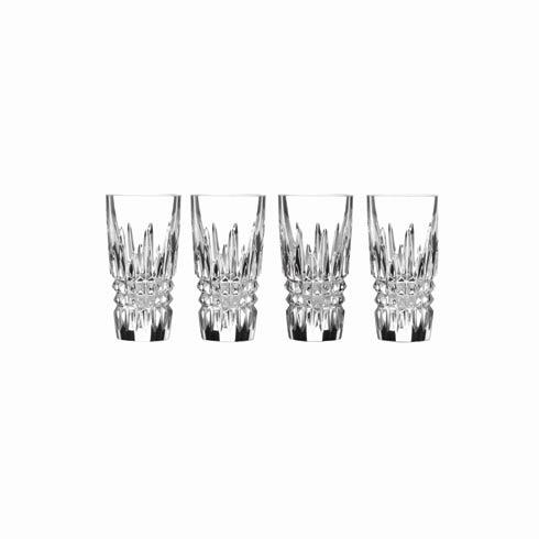$124.00 Shot Glasses, Set of 4