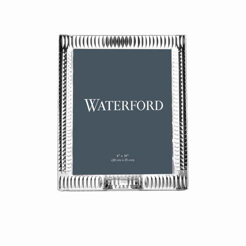 Waterford  Lismore Diamond 8x10 Frame $215.00