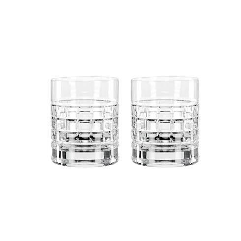 $195.00 Double Old Fashioned, Pair