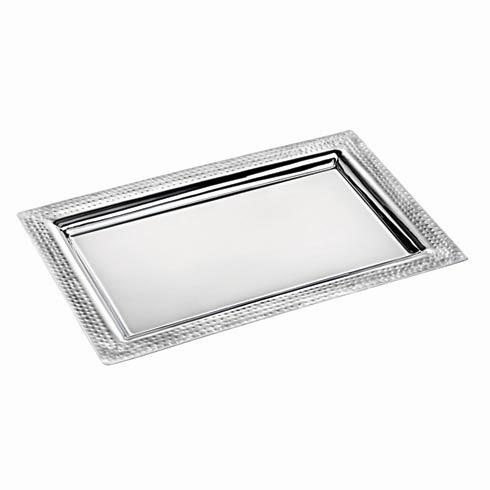 Waterford  Vintage Stainless Barware Stainless Steel Tray $79.00