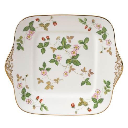$104.00 Cake Plate Square