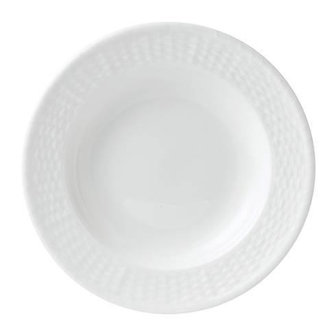 Wedgwood  Nantucket Basket Rim Soup Plate $25.00