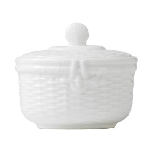 Wedgwood  Nantucket Basket Sugar $80.00