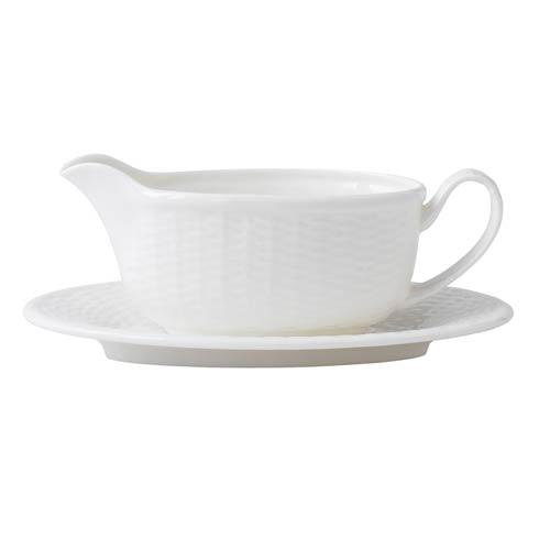 Wedgwood  Nantucket Basket Gravy Boat $95.00