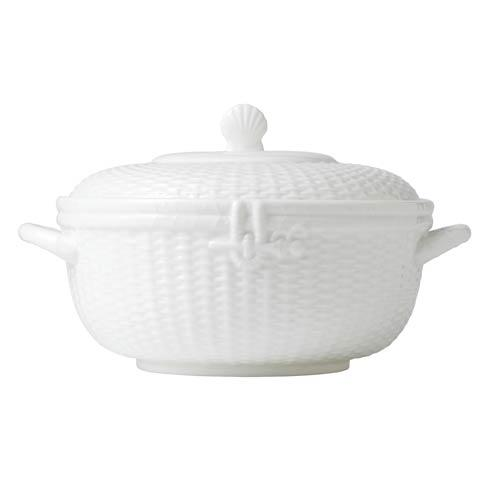 Wedgwood  Nantucket Basket Covered Vegetable $210.00