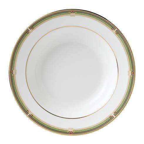 Rim Soup Plate Border
