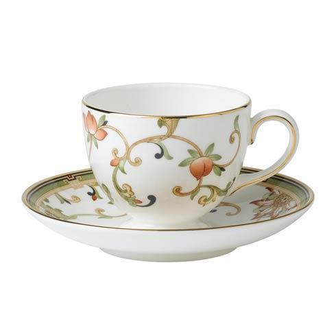 $20.00 Tea Saucer Leigh Flora
