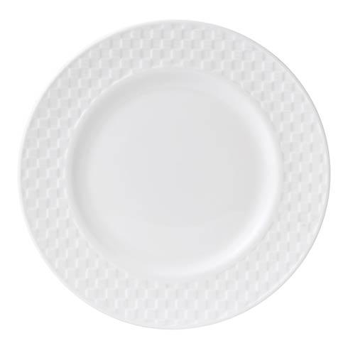 Wedgwood  Night And Day Dinner Plate Checkerboard $26.25