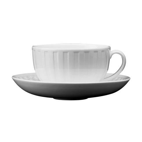 Teacup Fluted