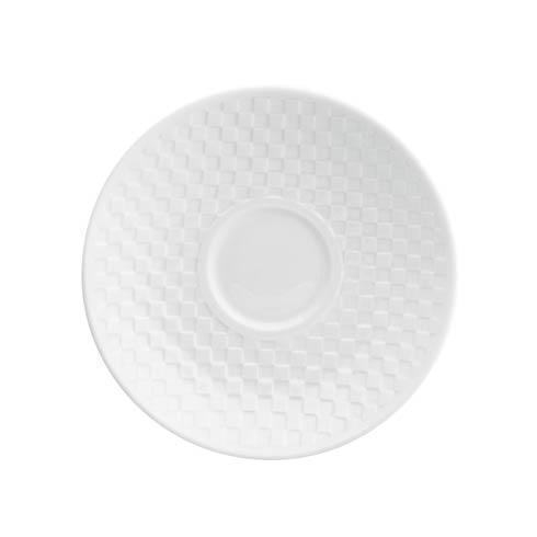 Tea Saucer Checkerboard