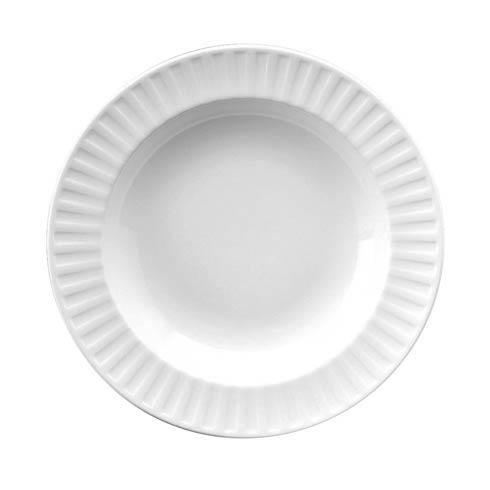 Rim Soup Plate Fluted