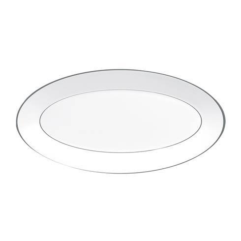 Wedgwood  Platinum Oval Platter $125.00