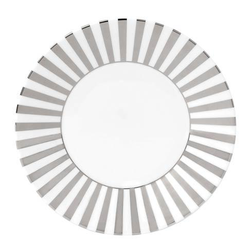 Accent Salad Plate Striped