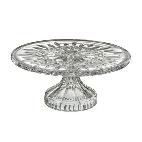 "Waterford  Lismore Cake Plate 11"" $240.00"