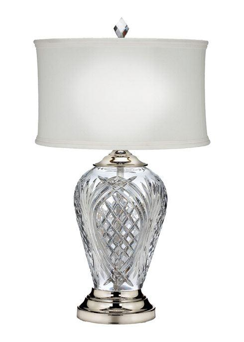 $825.00 Kilkenny Table Lamp  29.0  Polished Brass