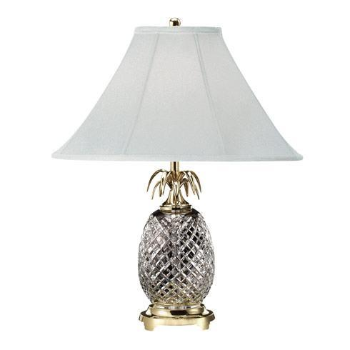 $695.00 Hospitality Table Lamp  25.0 Polished Brass