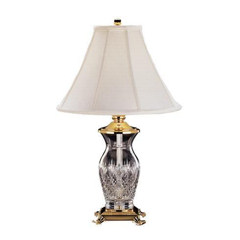 $625.00 Killarney Table Lamp  26.0 Polished Brass