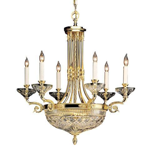 $2,800.00 Beaumont Chandelier  6 Arm