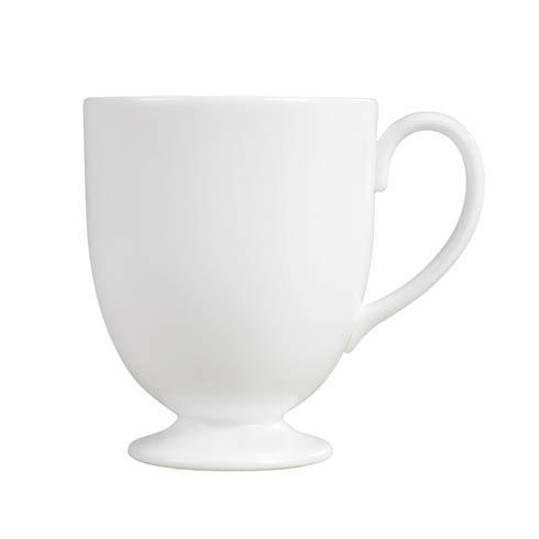 Wedgwood  Wedgwood White Footed Mug Leigh $24.00